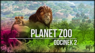 Planet ZOO - Odcinek 2