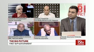 The Big Picture - First BJP Govt : Beginning of Coalition Politics