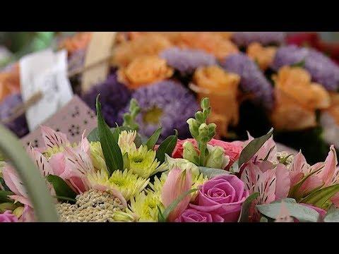 Цены на цветы 1 сентября вырастут на 70%