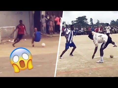 FIFA Street In Real Life | Oh My Goal