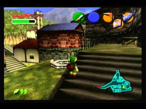 LET'S PLAY Zelda: Ocarina of Time - ADULT LINK (technically) Part 9: Back From the Future