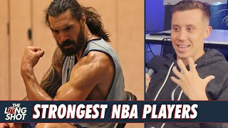 Duncan Robinson On The Undisputed Strongest Player  n The NBA