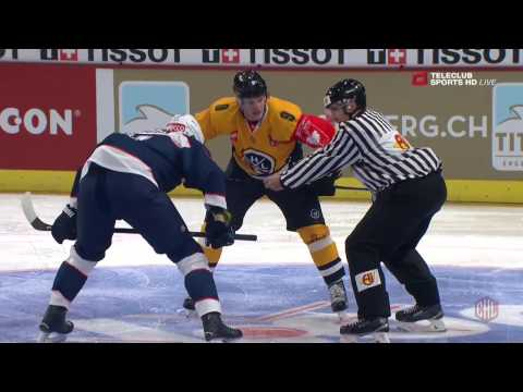 CHL - Round of 16 Return Game - ZSC Lions Zurich vs. HC Lugano - 09.11.2016