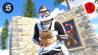 RAIDING our Neighbors oḟf the SERVER and getting JUICE - RUST #11 S2