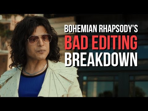 This video may make you think twice about Bohemian Rhapsody winning the Best Editing Oscar