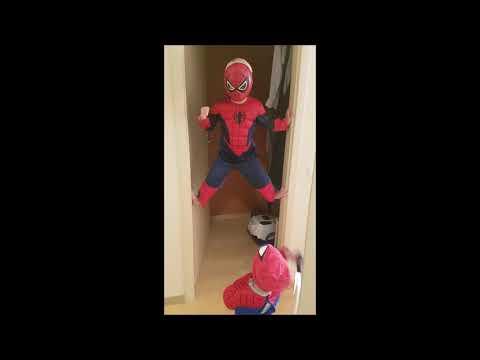 Spiderkid / Žmogus voras