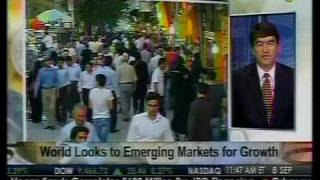 Investment Strategies - Seeing Growth in Emerging Markets - Bloomberg