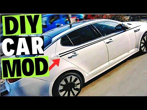 ₹110/- Rupees DIY Car Modification [ Info N Tech ]