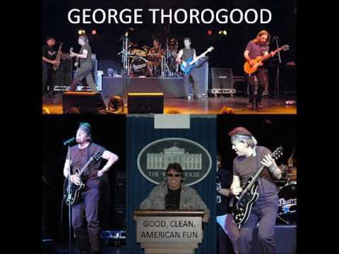 George Thorogood 2004 07 01 Hampton Beach Ballroom NH