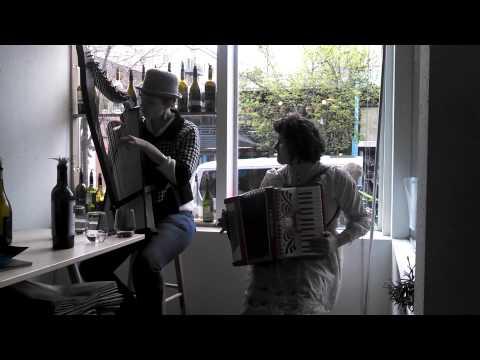 Gosling and Amanda - Essence Wine Shop Seattle 28 April 2013 More