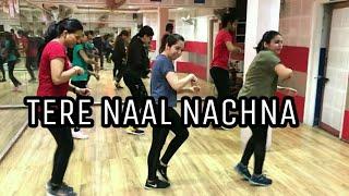 Nawabzaade : Tere naal nachna song feat. Athiya / Badshah | Sagar arya choreography |