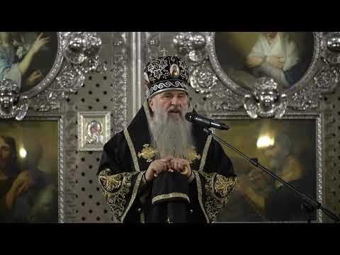 Великое повечерие с чтением канона преподобного Андрея Критского в Казанском соборе
