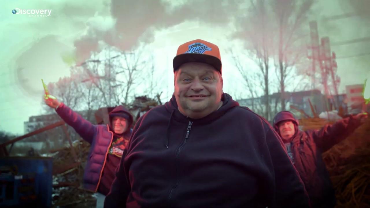Ja i mój złom - Złomowisko PL - Marek i Edek