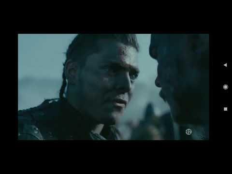 la mort de Ivar le Désossé en VF scène Vikings épisode 20 saison6