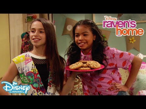 Raven's Home | Pony Eyes | Clip | Official Disney Channel Africa