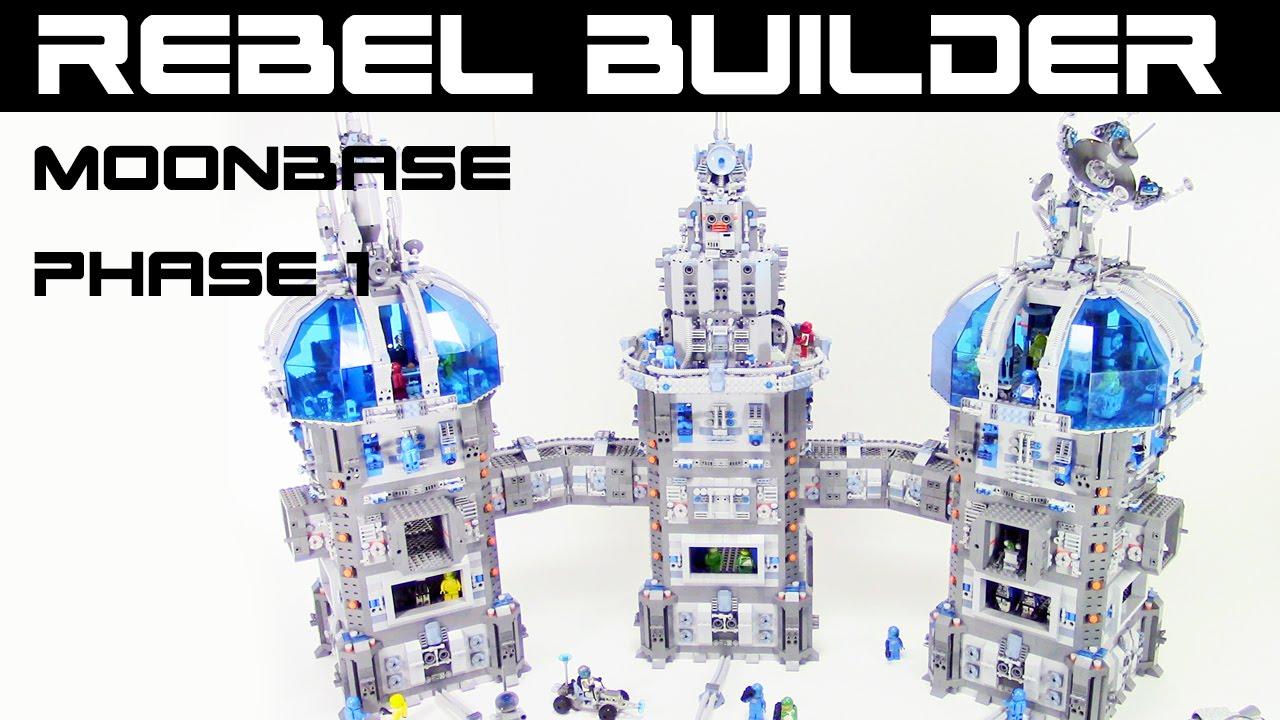 moon base lego batman 3 - photo #46