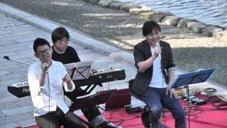 2015年9月27日(日)、『水辺のコンサート』での全7曲中の1曲。 広島平和...