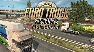 EURO TRUCK SIMULATOR 2 - Como instalar o MULTIPLAYER