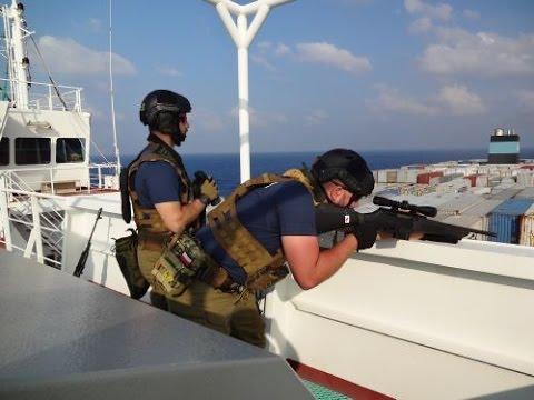 Maritime Security Operative - PALADIN TAC