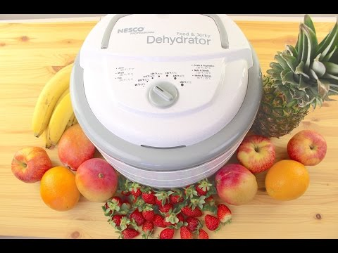 Nesco Snackmaster Pro Food Dehydrator Review