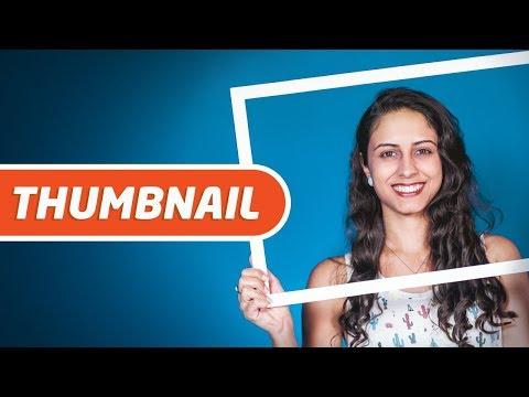 THUMBNAIL: como fazer miniatura de vídeo [de graça] - Hotmart Tips #45