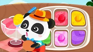 Baby Panda's Vacation Fun Summer Baby Games - Make Foods & Drinks - Funny Gameplay Video