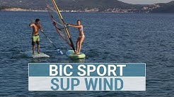 BIC SUP ACE-TEC WIND Paddleboard Series