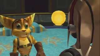 Awkward Ratchet and Clank moments