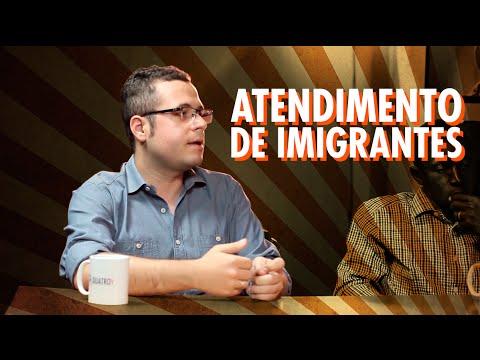 Políticas públicas para imigrantes e refugiados – QuatroV – Ep. 13