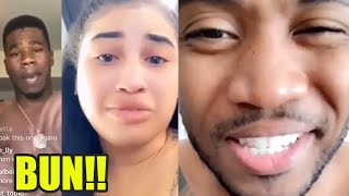 FB Hero WOMAN MASH Up His House, Lincoln Get INVOLVE!! | Teejay,Jahvillani Who TEK IT | Portmore!!