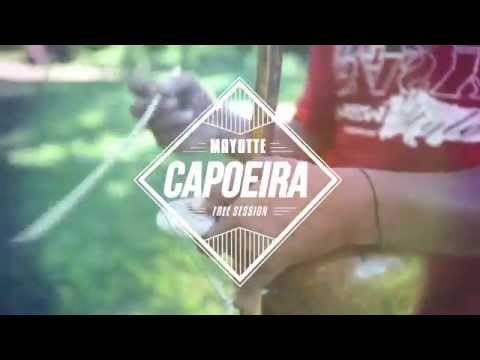 Capoeira free session Mayotte 2014
