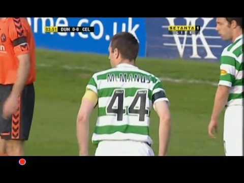 2008-05-22 Dundee Utd v Celtic Match