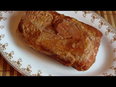 Рецепт Буженина рецепт приготовления.