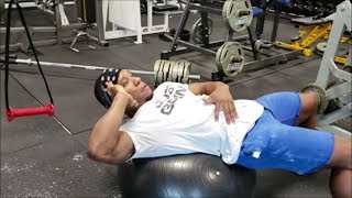 How Many Times A Week To Train Abs   The Only Ab Routine You Need   Obliques For The Freaks
