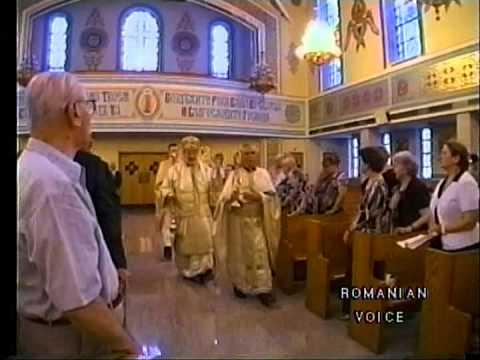 Romanian Greek-Catholic Church in New York 25-Year Anniversary