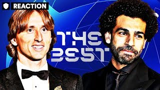 WERE THE BEST FIFA AWARDS A SHAMBLES? | REACTION