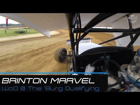 Brinton Marvel | World of Outlaws @ Lawrenceburg Speedway Qualifying | 5.27.19