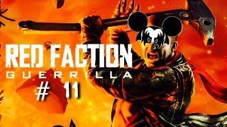 Red Faction Guerrilla ⚒   # 11 Die Brückenkonstruktion hält Let's Play