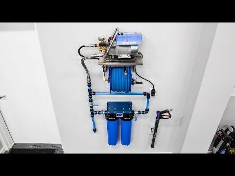 Custom Install Kranzle Pressure Washing Solution