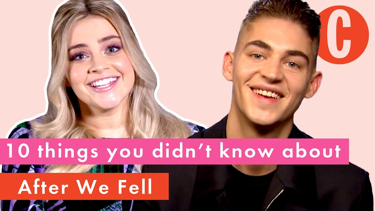 Download After We Fell's Hero Fiennes Tiffin and Josephine Langford reveal filming secrets from set