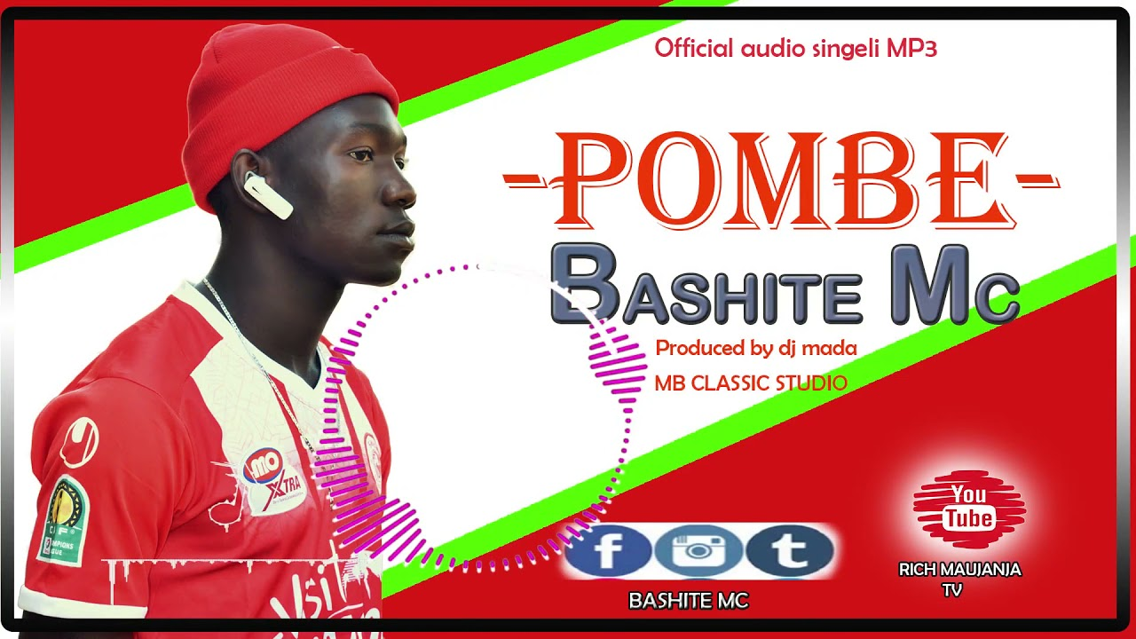 Download Pombe - Bashite MC (official audio singeli)