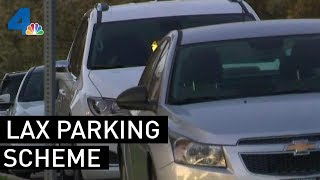 LAX Travelers Are Taking Advantage of a Free Parking Loophole | NBCLA