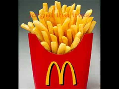 McDonald's Rap with Lyrics!!!