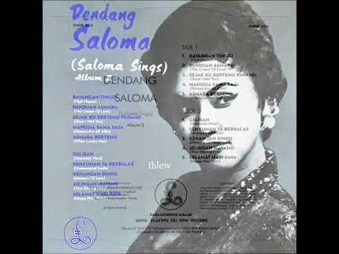 Download 1957年  Saloma Sings  – 「Album II」专辑(10首) (马来语)