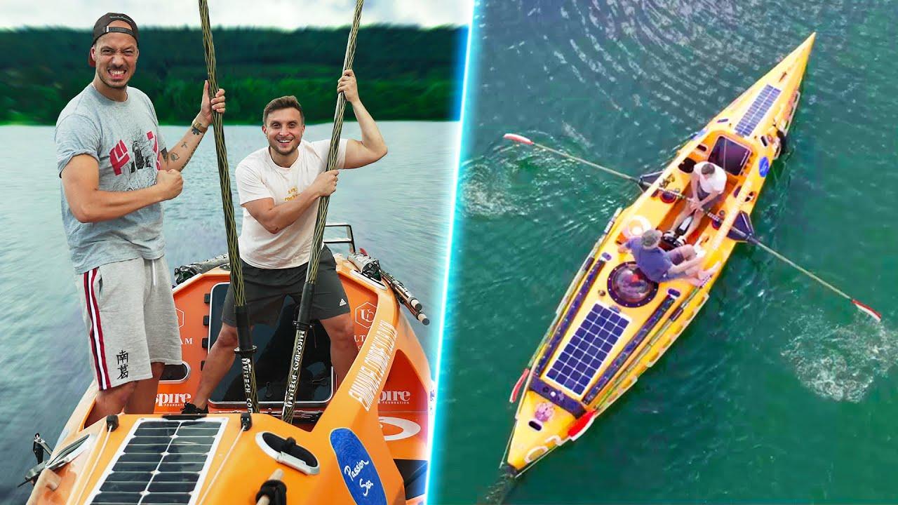 Season Finale : entraînement pour le défi le plus fou de notre vie (on découvre notre bateau !)