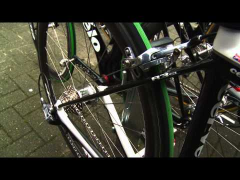 Roger Hammond on his Cervélo R3sl bike streaming vf