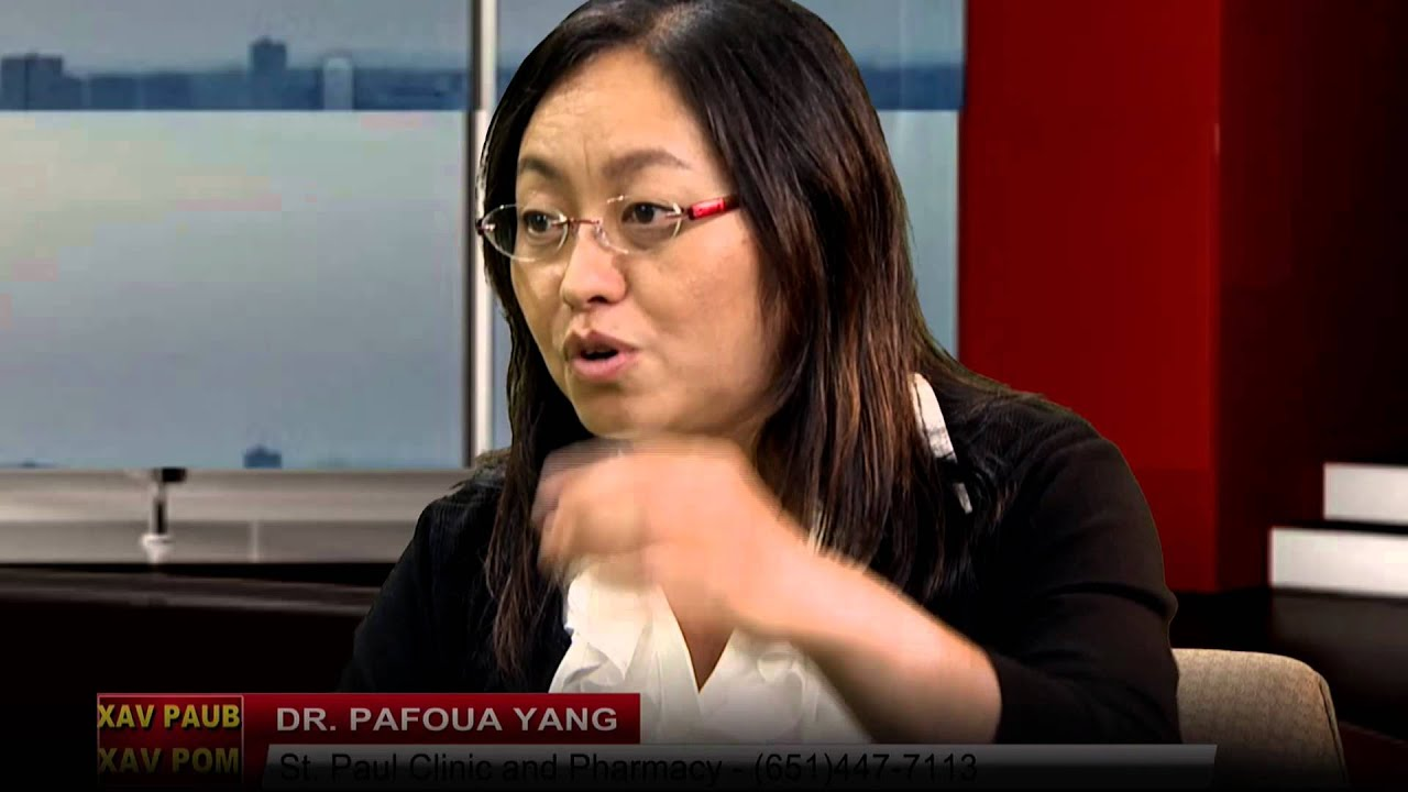 Download XAV PAUB XAV POM: with Guest, Dr. Pafoua Yang talking about Women's health.