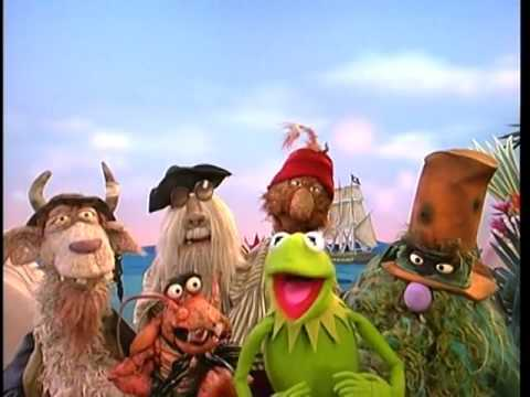 Muppet Sing-Alongs: Muppet Treasure Island - Let the Good Shine Out (Original version)