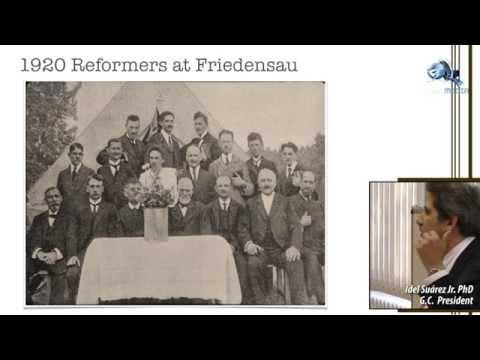 Dr. Idel Suárez's Presentation at Friedensau 2014