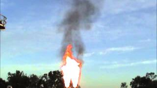 Multi-fuel flare analysis to test large ground flare performance for Zeeco